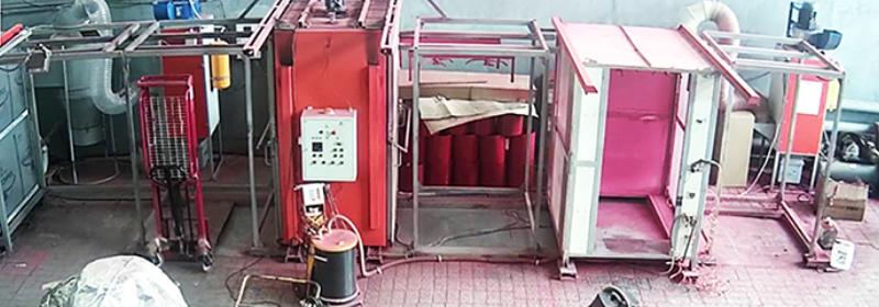 Ремонт и обслуживание оборудования для систем пожаротушения