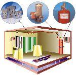 Особенности разработки технологической части проекта автоматической установки газового пожаротушения class=