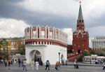 Досмотровый комплекс в Кремле