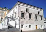 Грановитая палата в Московского Кремля