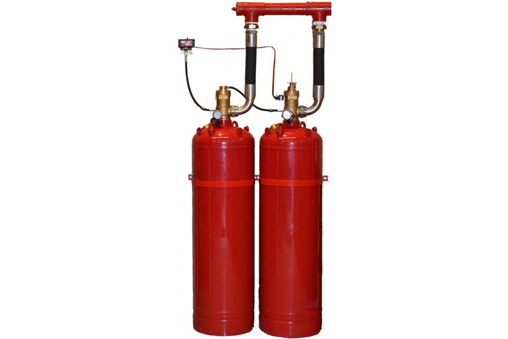 Хладон 227 еа (HFC-227ea, FM-200) - системы пожаротушения