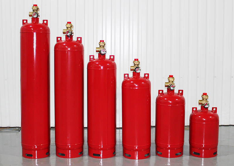 Модули МПА-KD 65 для газового пожаротушения