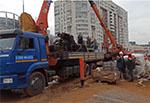 Произведена отгрузка в Мосинжпроект для строящихся станций Метрополитена г.Москвы