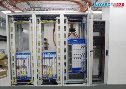 Novec™ 1230 Газовое пожаротушение для объектов связи и коммуникаций