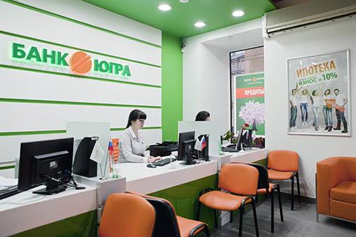 Банк Югра, Москва