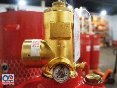 Фото 1: Модули газового пожаротушения с ГОТВ 3М Novec 1230 в сборе