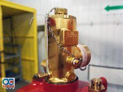 Фото 3: Модули газового пожаротушения с ГОТВ 3М Novec 1230 в сборе