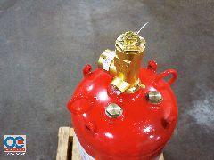 Фото 6: Модули газового пожаротушения с ГОТВ 3М Novec 1230 в сборе
