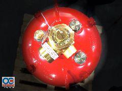 Фото 7: Модули газового пожаротушения с ГОТВ 3М Novec 1230 в сборе