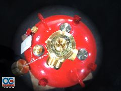 Фото 8: Модули газового пожаротушения с ГОТВ 3М Novec 1230 в сборе