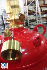 Фото 10: Модули газового пожаротушения с ГОТВ 3М Novec 1230 в сборе