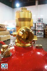 Фото 11: Модули газового пожаротушения с ГОТВ 3М Novec 1230 в сборе