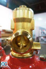 Фото 12: Модули газового пожаротушения с ГОТВ 3М Novec 1230 в сборе