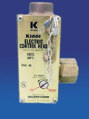 Пусковые устройства - Kidde Electric Control Head