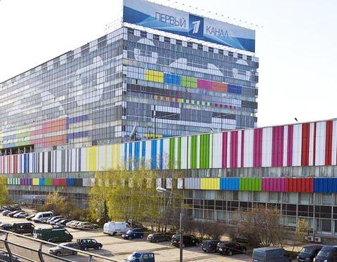 Телевизионный технический центр «Останкино», Москва