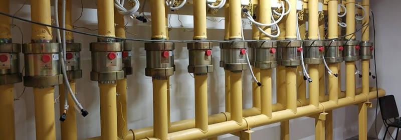 Монтаж и настройка автоматических систем пожаротушения